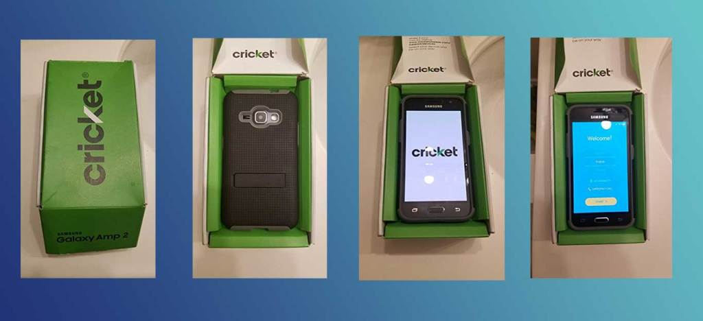 Samsung Galaxy Amp 2 Review unboxing