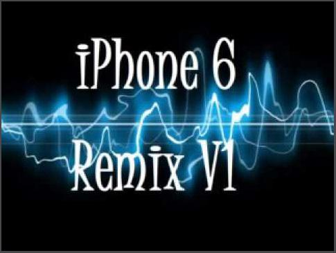 Iphone Ringtone Remix Iphone