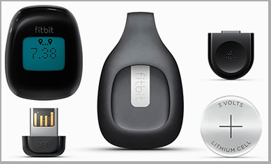 Fitbit charge battery life - Fitbit zip battery replacement