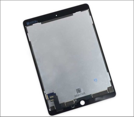 iPad air 2 screen replacement - Step 47 - Display assembly remains