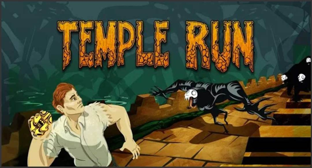 top 10 android games of all time - Temple Run