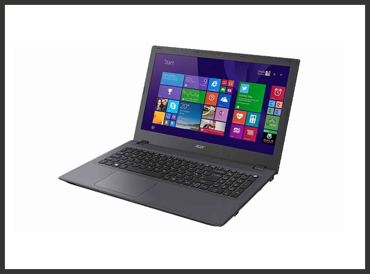 best laptop for writers ACER ASPIRE E15