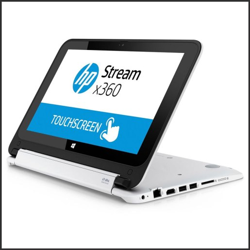 best laptop for writers HP STREAM X360