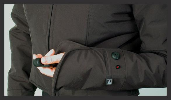 self defense tools - electrified no-contact jacket