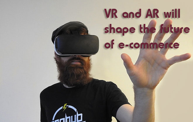 ecommerce innovations VR and AR will shape the future of e-commerce
