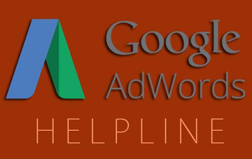 Google AdWords Help Line