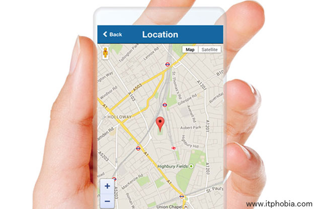 android spy app gps