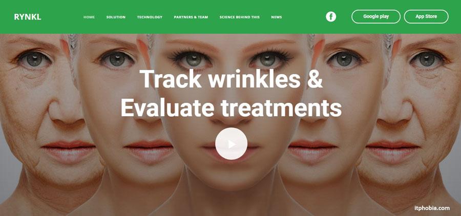 Best beauty apps rynkl