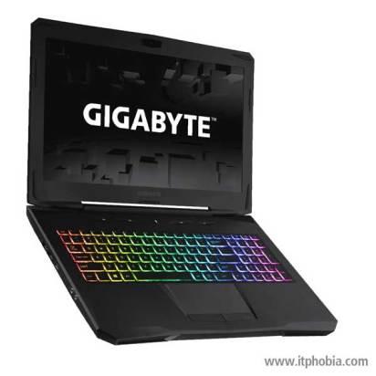 gaming and work laptop Gigabyte SabrePro 15