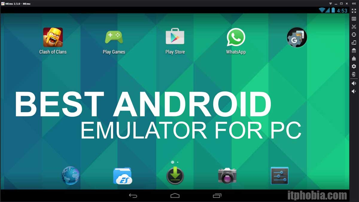 Top 5 Free Android Emulators for Windows 10 You Must Like