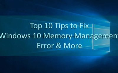 how to fix memory_management
