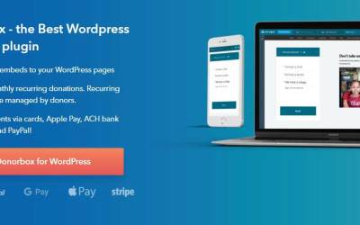 Donorbox – WordPress Donation Plugin for nonprofits