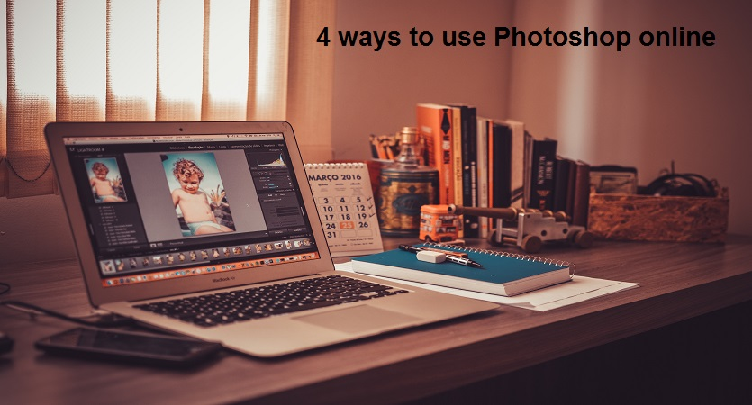 4 ways to use Photoshop online