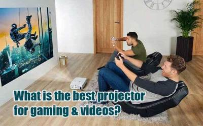 What is the best projector for gaming & videos?
