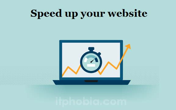 Technical SEO Points speed-up website