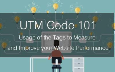 UTM Code 101: Usage of the Tags to Measure and Improve your Website Performance