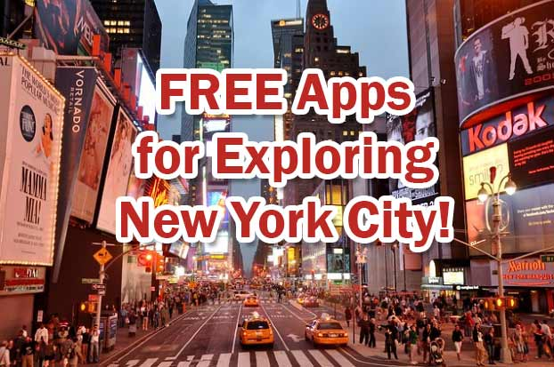 Apps for Exploring New York City featured image
