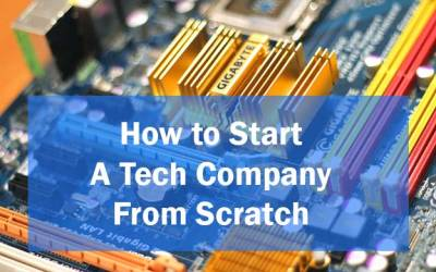 How to Start a Tech Company from Scratch – Complete Strategy