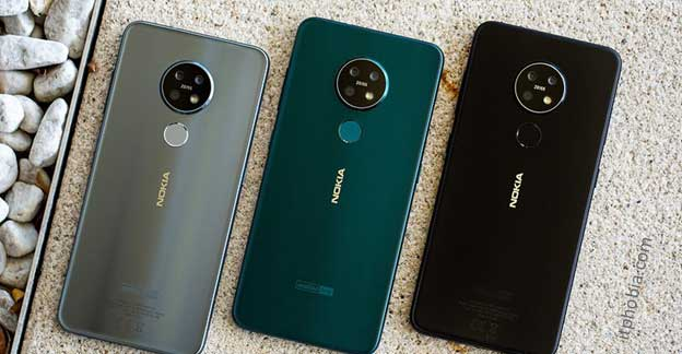 Nokia New Phones Unveiled: Nokia 110, Nokia 2720, Nokia 800 Tough, Nokia 6.2 & Nokia 7.2