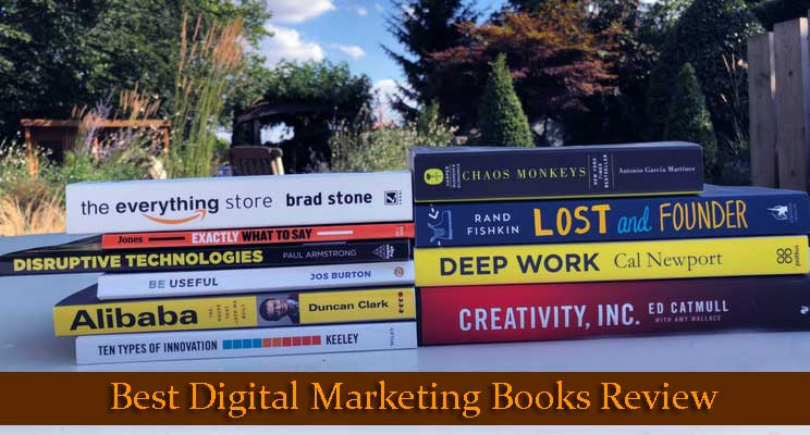Best Digital Marketing Book Review & Buying Guide