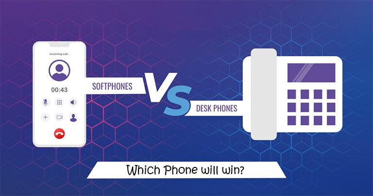 Desk Phones vs Softphones