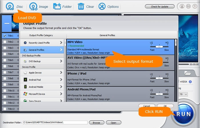 How to Backup DVDs with DVD Ripping Software?