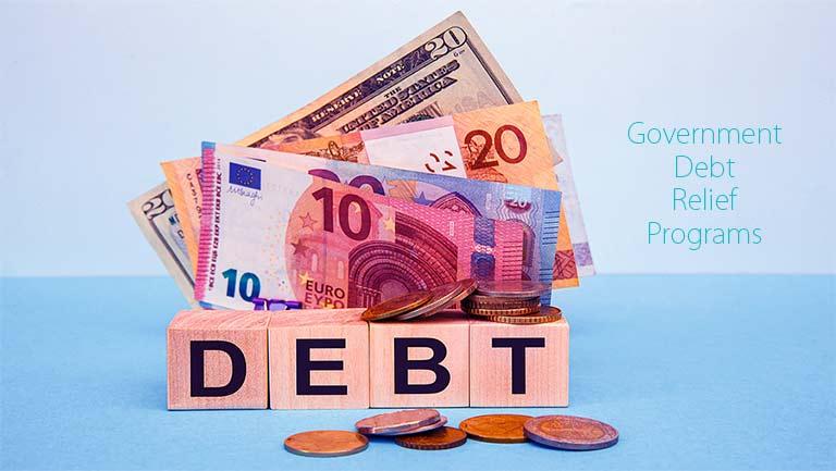 Government Debt Relief Programs