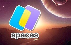Spaces (спакес) зона обмена для телефона и компьютера ...