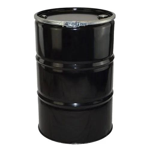 Open Top steel Drum Plain