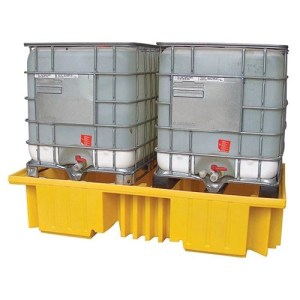 IBC Spill Pallet without decking