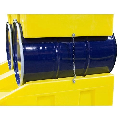 Base unit with 400ltr sump