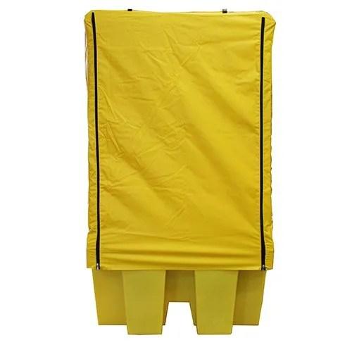 Covered IBC Spill Pallet 1100ltr