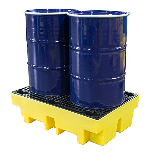 Sump Pallet for 2 Drums
