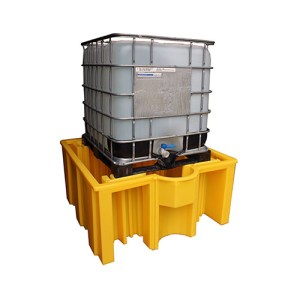 Sump Pallet for IBC