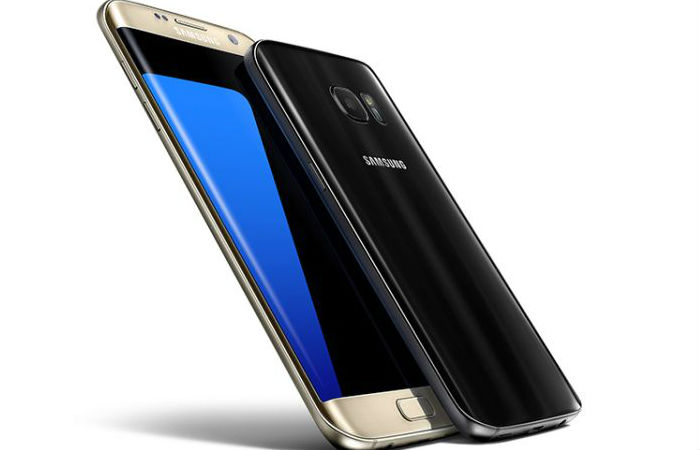 Samsung lanserer Galaxy S7 og S7 Edge