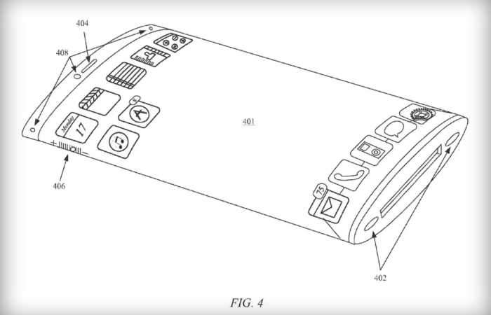 Apple patent på ny IPhone?