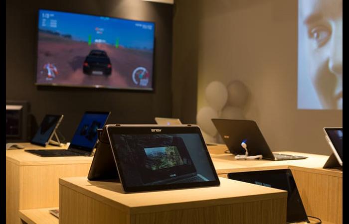 Microsoft har åpnet pop-up-butikk i Norge
