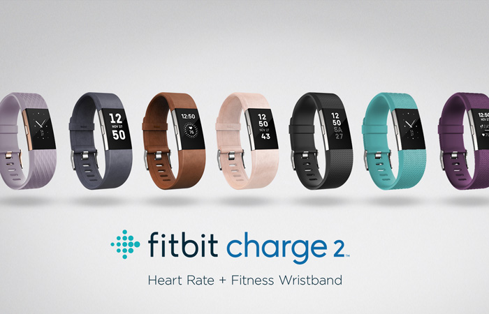 Test: Fitbit Charge 2