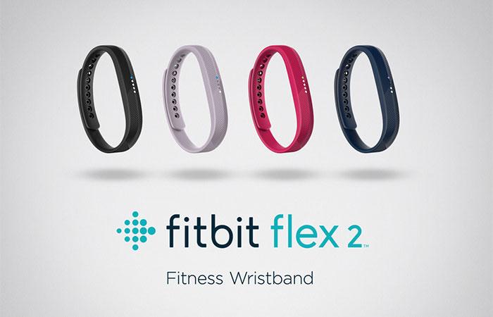 Test: Fitbit Flex 2 – aktivitetsbånd