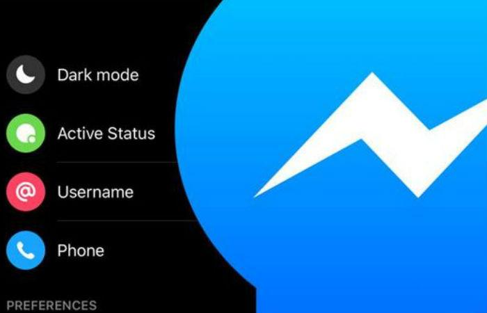Hvordan aktivere Dark Mode i Messenger