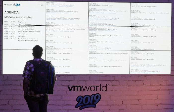 VMworld 2019 – Per Gustafsson