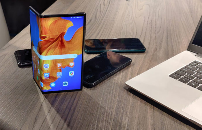 Huawei med nye leketøy