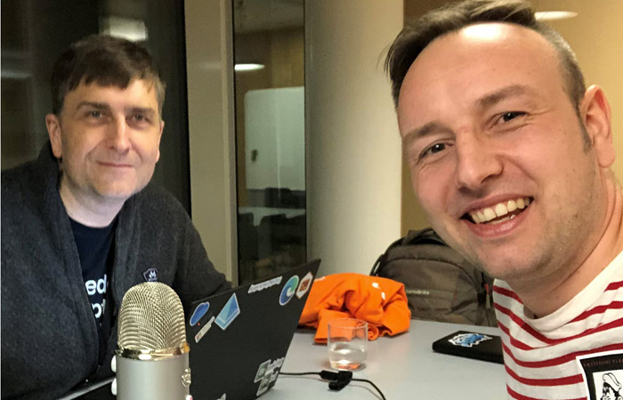 Podcast: Hybrid Cloud med Bastiaan Wassenaar