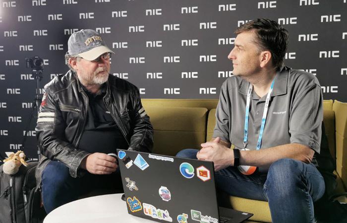 Podcast: 20-01 Intervju med Mikael Nystrøm på NIC