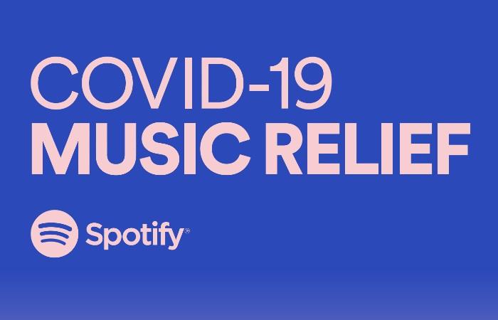 Spotify støtter den internasjonale musikkbransjen