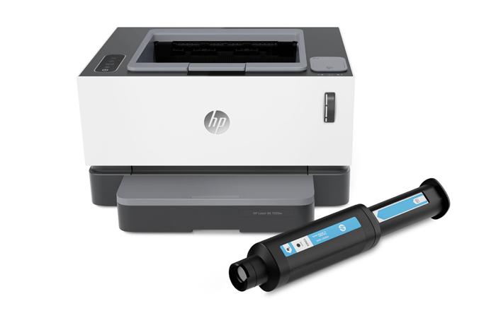 Nye laserprintere fra HP – med påfyllbar tonerkassett