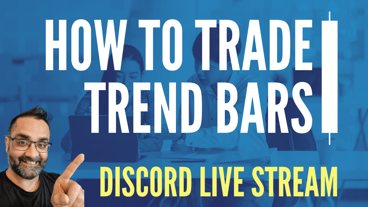 how to trade trend bars