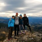2nd annual day after Christmas hike to Pagasarri