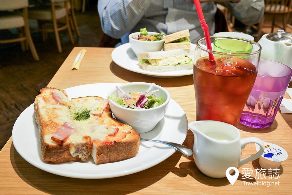 《大阪美食餐廳》Tree Cafe:天王寺車站旁的早餐休憩好選擇