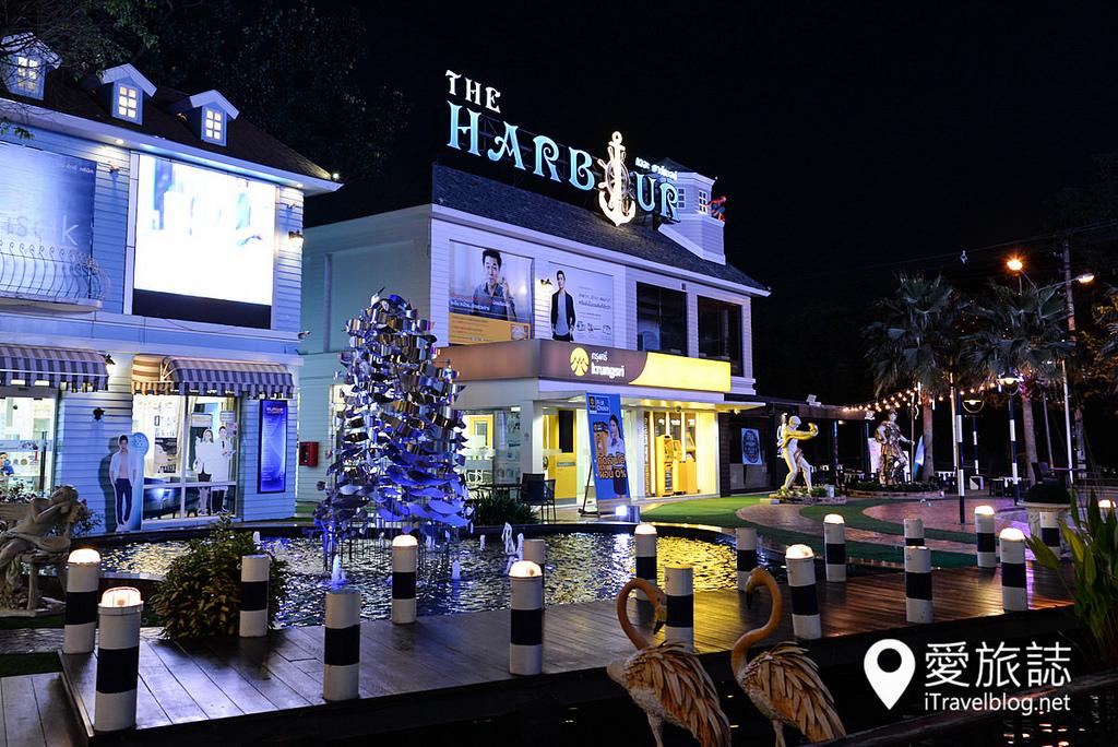 《清邁景點推薦》The Harbour:停止營業的海港主題購物商場